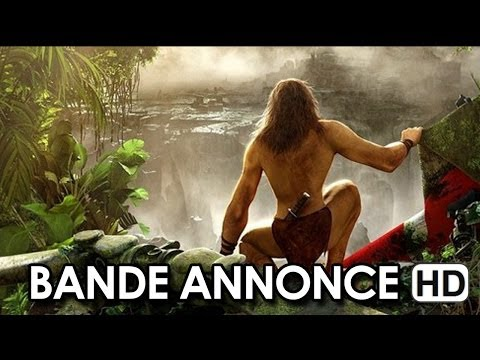 TARZAN 3D Bande Annonce VF (2014) HD Travel Video
