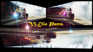 Wisin Ft Jennifer Lopez y Ricky Martin - Adrenalina Remix (Dj.Miguel Vargas) - Vj.Elio Parra