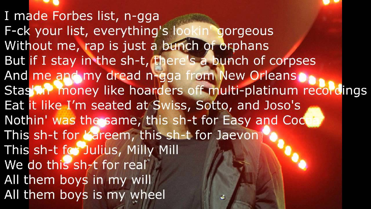 Drake- 5AM in toronto (plus HQ mp3 download)