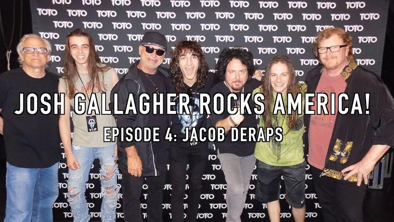 Josh Gallagher Rocks America! Episode 4: Jacob Deraps - YouTube