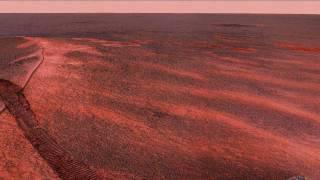 NASA Mars Rover High-definition 360 Video (Lion King)