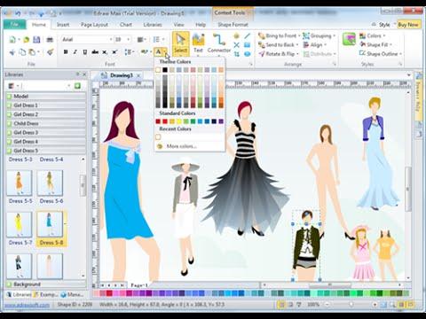 Fashion Design Software Solutions Provider Developer Designer Programmer Consultant Analyst Offer