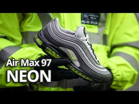 Air Max 97 Neon Volt Early Unboxing | Boogers & Banter