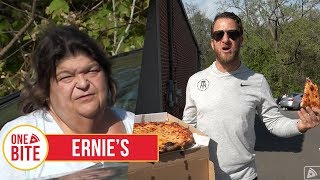 Barstool Pizza Review - Ernie's Pizzeria (New Haven, CT)