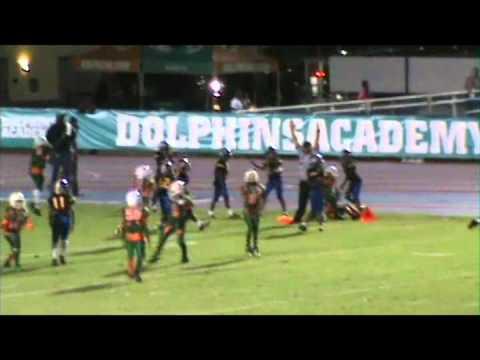 2013 State Champion Ft. Lauderdale Hurricane 9U -vs- Gwen Cherry Bulls Swagg Boys