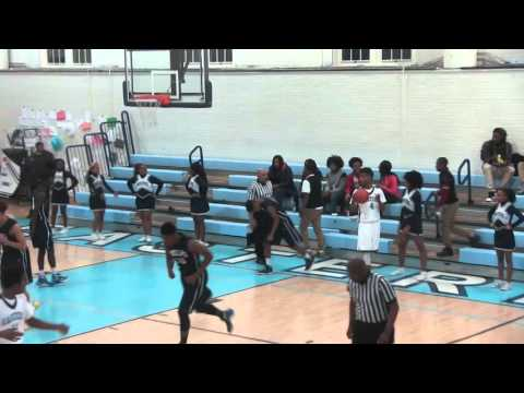 Phelps HS vs Eastern HS 2016 Playoffs