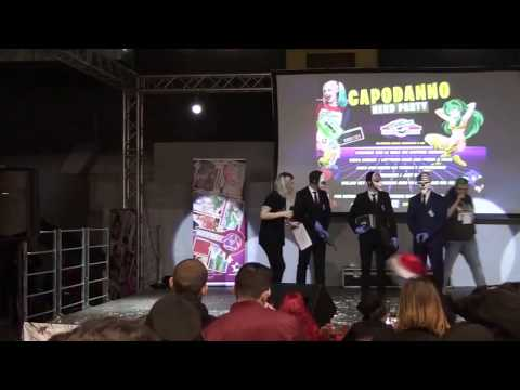 Payday 2 Cosplay Al Folrive Comics And Games 2019.