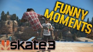Repeat youtube video Skate 3 - Funny Moments - W/ Rise Skating