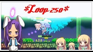 Rabi-Ribi - Novice LOOP 250 - *Dem DLC troll fairiez*