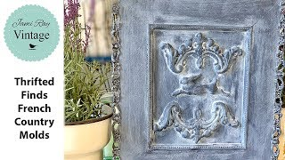🔴 Thrifted Finds French Country Molds | WNW thumbnail