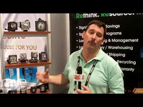 InfoComm 2016: RelampIt Explains Company's Green Values