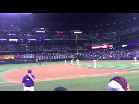 7th Inning Stretch @ Coors Field