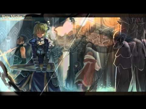 FateViolin / to-the-bigining + fan art (Anime image) Violin:TAM