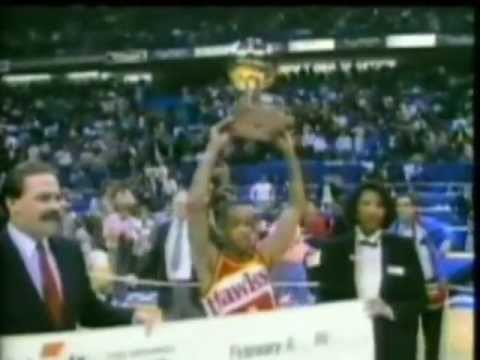Spud Webb - 1986 NBA Slam Dunk Contest (Champion)