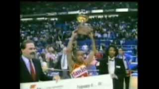 Spud Webb - 1986 NBA Slam Dunk Contest (Champion)