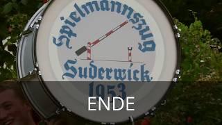 Bocholt Cold Water Challenge 2014 Spielmannszug Suderwick