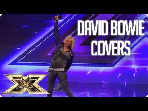 THE BEST DAVID BOWIE COVERS | The X Factor UK
