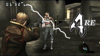Cyber Leon Enemies Mod | Resident Evil 4