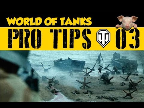 World Of Tanks Pro Tips 3 How To Play The Overlord Map Youtube