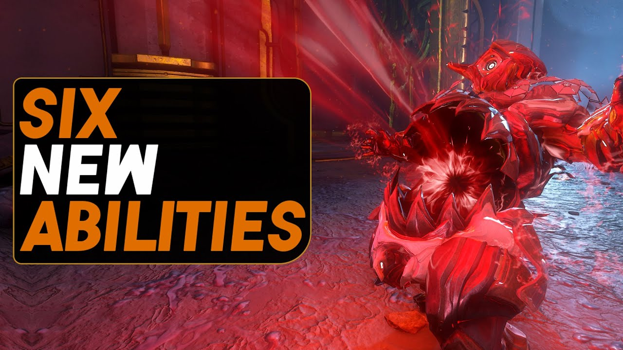 Warframe: I Tried 6 New Abilities On This Warframe thumbnail