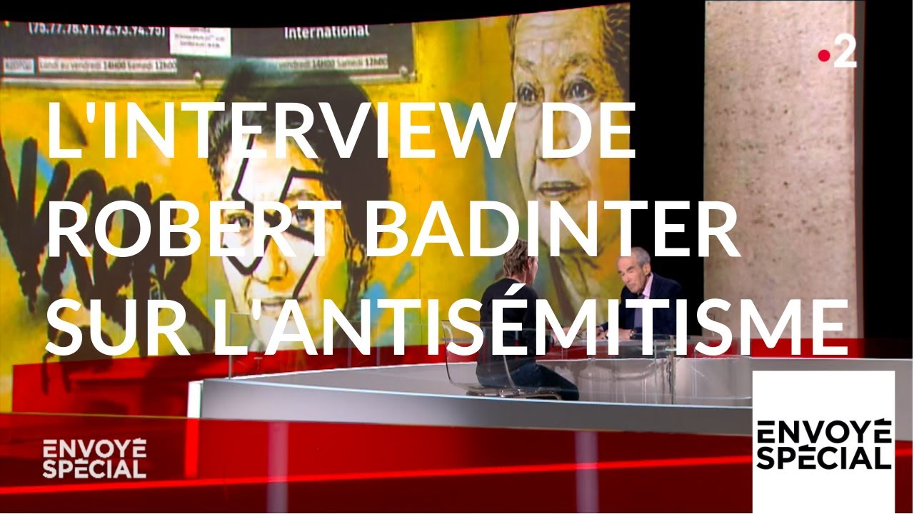 """""""Pour être antisémite, il faut être un salaud, mais en plus un imbécile"""" : l'itw de R"""