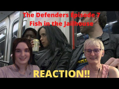 """Download The Defenders Episode 7 """"Fish in the Jailhouse"""" REACTION!!"""
