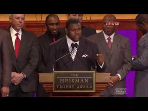 2009 Heisman Trophy Presentation