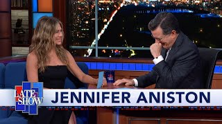 "Jennifer Aniston On ""Friends"" Reunion Rumors: ""Something Is Happening"""