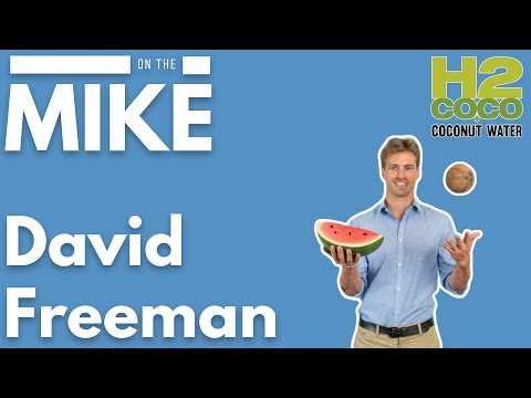 DAVID FREEMAN (H2 COCO) - ON THE MIKE #015