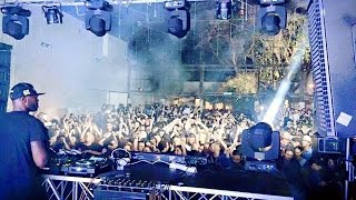 Black Coffee @ NEUHM PARTY (30 min set) at Soundgarden (Napoli) PT.1