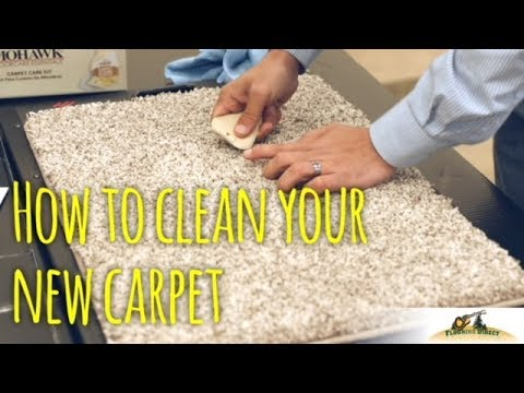 Here S How To Clean Your New Carpet Country Flooring Direct Nashville Tn