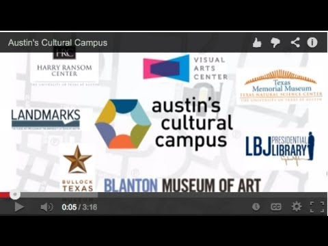 Austin's Cultural Campus