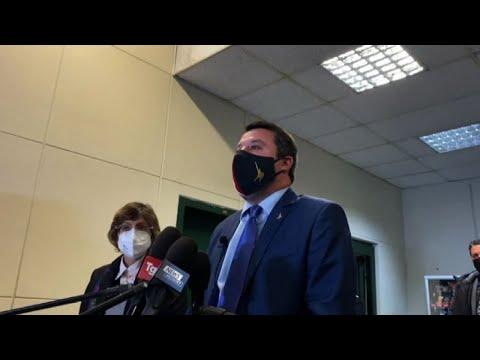 Open Arms, Salvini: sequestratore no, sopporto cristianamente