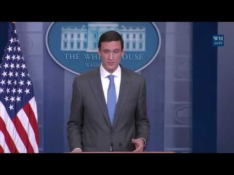 FULL Sean Spicer White House Press Conference 5/15/17