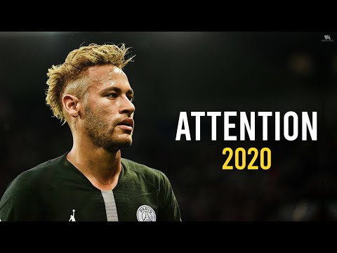 Neymar Jr ► Attention - Charlie Puth ● Insane Skills & Goals 2019/20 | HD