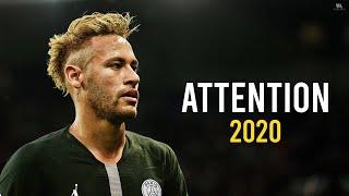 Neymar Jr  Attention - Charlie Puth  Insane Skills & Goals 2019/20   HD