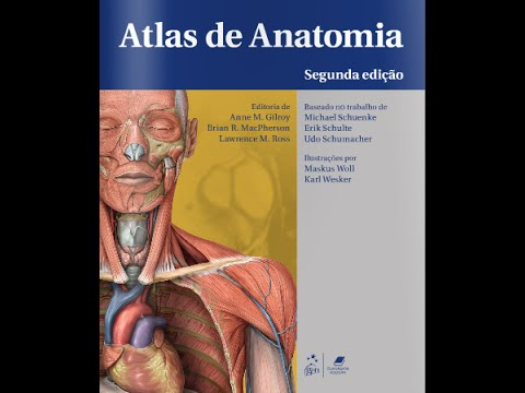 Atlas de Anatomia - Autor: GILROY / PROMETHEUS - YouTube