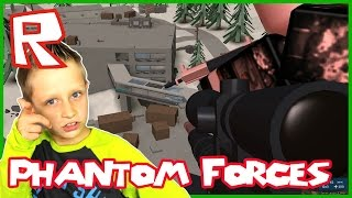 Phantom Forces with GamerGirl / Whatever You Shoot / Roblox