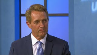 Jeff Flake has absolute faith governors will keep pre-existing condition protections
