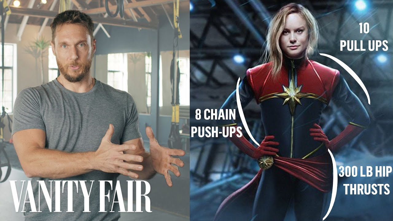 How a Celebrity Trainer Gets Actors in Shape for Movies   Vanity Fair