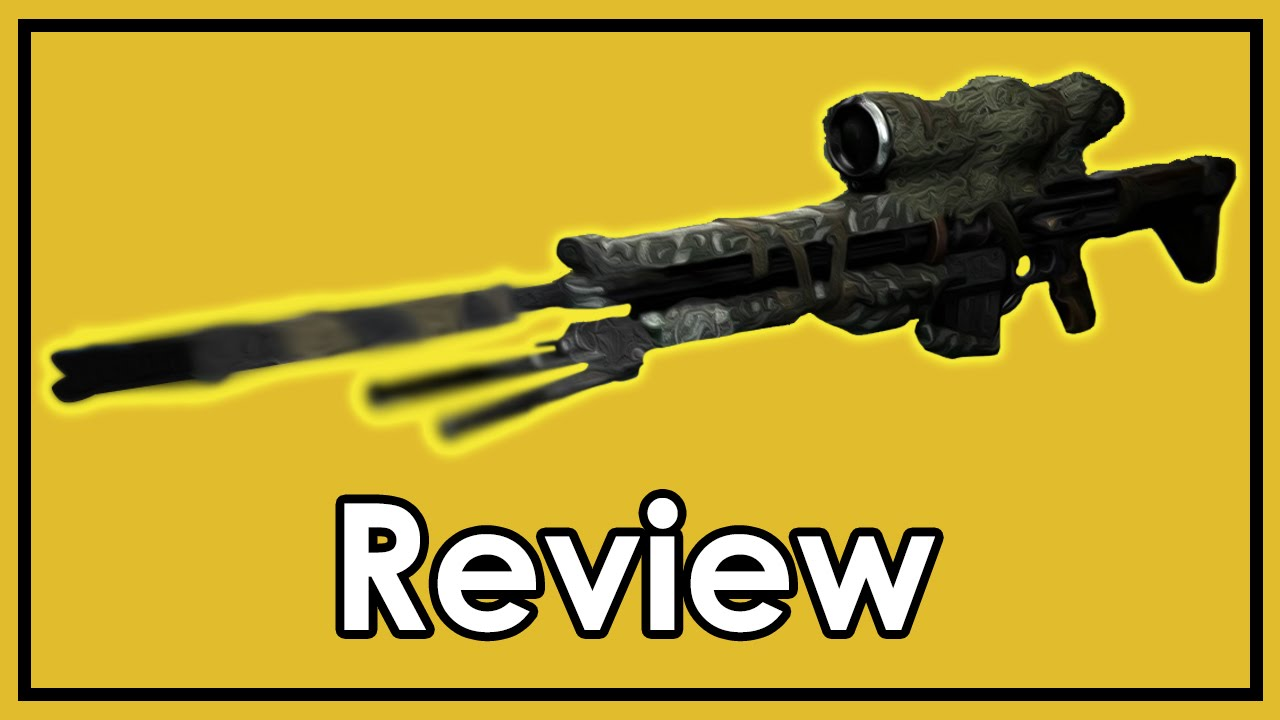 Destiny: Exotic Weapon Review - Patience and Time Sniper ...