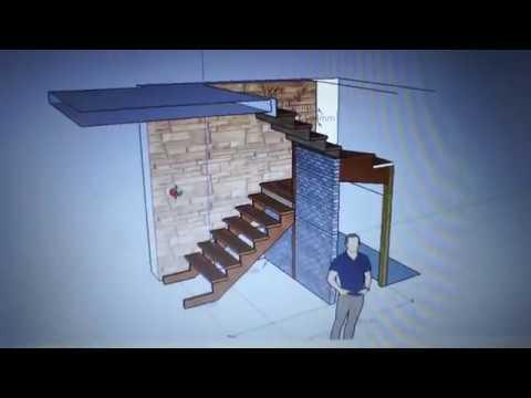Сектрет самого точного и без ошибочного проектирование дорогих лестниц