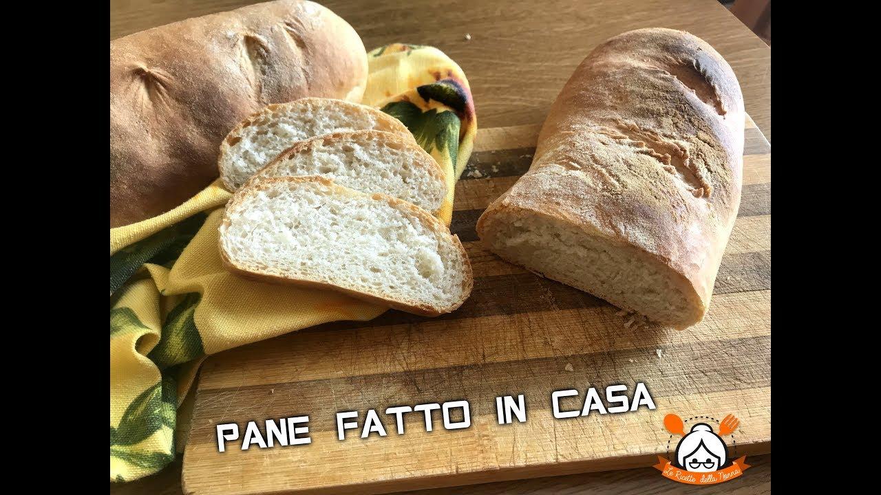 I Segreti Del Pane filone di pane fatto in casa: i segreti per renderlo morbido