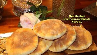 Pita ekmegi nasil yapilir tarifi