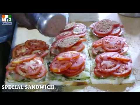 50 SANDWICH AND PIZZA RECIPES | STREET FOODS RECIPES ALL ARO