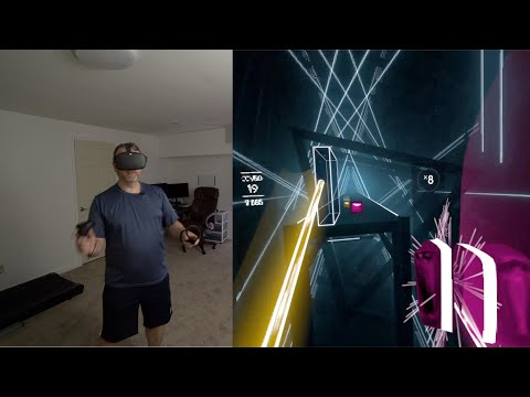 """Dealing with """"Social Distancing"""".... in VR with the Oculus Quest"""