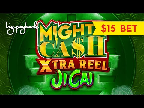 Mighty Cash Xtra Reel Ji Cai Slot - SHORT & SWEET! - 동영상