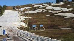 Levi Finnland  Lapland Kittilä Wintersportzentrum Skigebiet Ski Resort Finland Vintersportssted