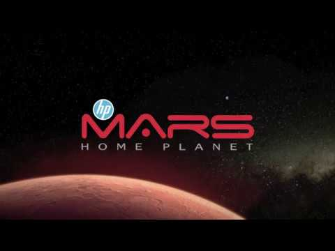 Reinvent life on Mars | HP