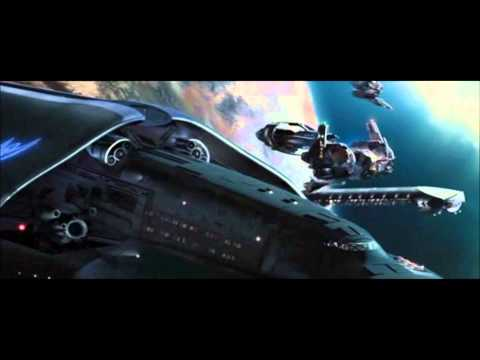 The Most Epic Scene in Science Fiction Ever [HD]